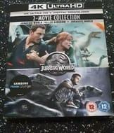 Jurassic World & Fallen Kingdom 4K Movies BLACK FRIDAY-WEEKEND SPECIAL OFFER !!!