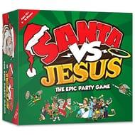 Santa vs Jesus the Epic Party Card Game