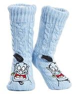 Disney Fluffy Slipper Socks for Women Girls with Disney Characters Stitch