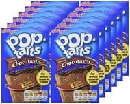12 Boxes of Kelloggs Choctastic Pop Tarts