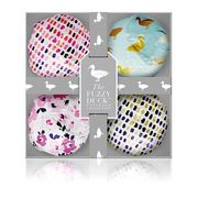 The Fuzzy Duck Cotswold Floral Bath Fizzers Set - HALF PRICE!