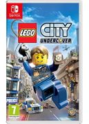 Cheap Nintendo Switch LEGO City Undercover at Base Only £19.85!