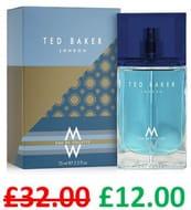 Ted Baker M - EDT Spray for Men 75ml