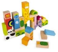 Wooden Animal Blocks