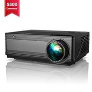 YABER Projector 5500 Lumen 1080P Native