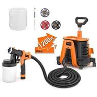 1200W Hvlp Paint Sprayer,