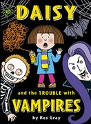 Daisy and the Trouble with Vampires (Daisy Fiction) Paperback