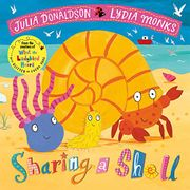 Sharing a Shell - Julia Donaldson Paperback