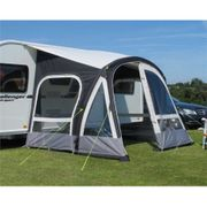 Cheap 2018 Kampa Fiesta 280 Pro Air Inflatable Caravan Porch Awning Only £499!