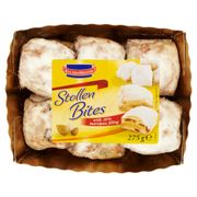 Kuchenmeister Marzipan Stollen Bites 275G 2 for £3