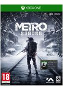 Xbox One Metro Exodus + Metro 2033 Redux, Patch & Poster £13.85 at Simply Games