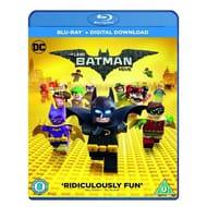 The Lego Movie Blu Ray