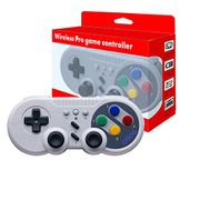 Wireless Game Controller Bluetooth Gamepad for Switch/PC Video Games
