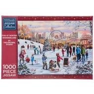 WHSmith Fun at Winter Wonderland 1000 Piece Jigsaw Puzzle