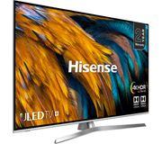 "*SAVE £50* HISENSE 50"" Smart 4K Ultra HD HDR LED TV"
