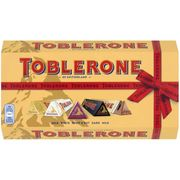 Toblerone Gift Box 500g BBE 18/3/20 Only £5 at Barrys Cash & Carry Halifax
