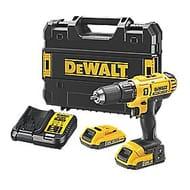 Dewalt Dcd776d2t- Gb 18v 2.0ah Li-Ion Xr Cordless Combi Drill