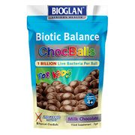 Bioglan Biotic Balance Milk Choc Balls for Kid