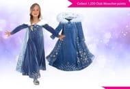 Princess Snowflake Dress - Ages 3-9!