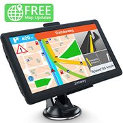 SAT NAV 8GB Latest 2019 Maps GPS Navigation System 7 Inch