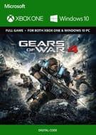 Xbox One / PC Gears of War 4 - Digital Code £3.99 at CDKeys