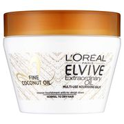 LOreal Elvive Extraordinary Oil Coconut Hair Mask, 300 Ml