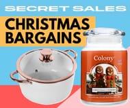 SECRET SALES: Last Minute Christmas Bargains (Must See)!