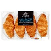 Morrisons the Best All Butter Croissants 4 per Pack - Save £0.14!