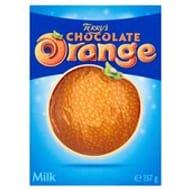 Terry's Chocolate Orange Milk 157g - HALF PRICE!
