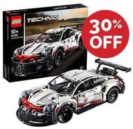 £42 off at AMAZON! LEGO Technic - Porsche 911 RSR (42096)