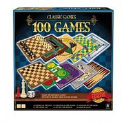 Ambassador Classic Games Collection - 100 Game Set - Save £5!