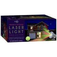 Indoor & Outdoor Laser Light Projector