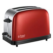 Russell Hobbs Red Toaster - Save £7.46