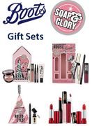 Boots SOAP & GLORY Gift Set Deals - up to 40% OFF / 3 for 2 etc.