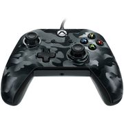 Licensed Xbox One Controller with Back Paddle - Black Camo872/8913