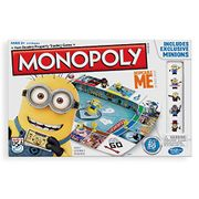 Monopoly Despicable Me 2 Board Game at Amazon