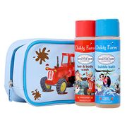 Childs Farm Tractor Luxury Washbag