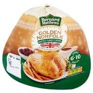 Bernard Matthews Golden Norfolk Basted Turkey Crown 2.0kg - 3.0kg