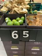 Mango/ 5 Pk Pears/ Pineapple/ 2 Kg Potatoes for Only 65p in M&S