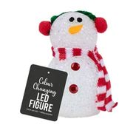Light up Novelty Christmas Decoration Snowman