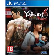 PS4 Yakuza 6 the Song of Life £16.99 Delivered at 365games