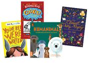 Win! Books from Issue 172!