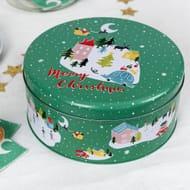 Christmas Wonderland Cake Tin at Rexlondon - Only £4.95!
