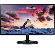 "SAMSUNG Full HD 24"" LED Monitor - Black"