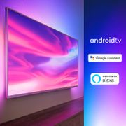 *SAVE £160* Philips 43-Inch 4K UHD Android Smart TV with Ambilight