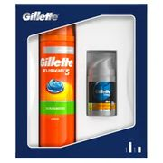 Gillette Fusion 5 Gift Set 2 Piece *ENDS MIDNIGHT SHOULD BE £8.50 But ONLY £1