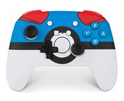 Enhanced Wireless Controller for Nintendo Switch and Nintendo Switch Lite