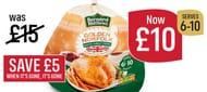 Medium Turkey Crowns Just £10 2 - 3kgs
