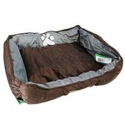 Crufts Small Water Resistant Brown Pet Bed