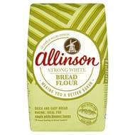 Amazon Pantry Item Allinson Strong White Bread Flour 1.5kg